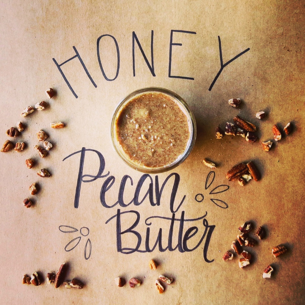 Honey Pecan Butter